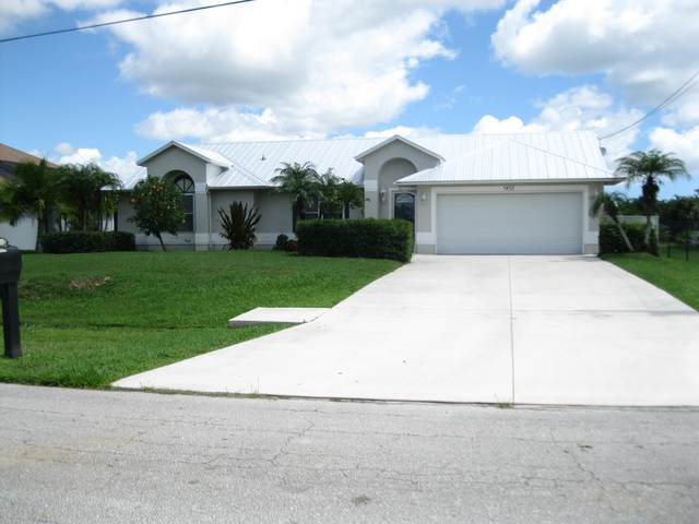 5452 NW Empress Circle, Port Saint Lucie, FL 34983 (#RX-10632805) :: Ryan Jennings Group