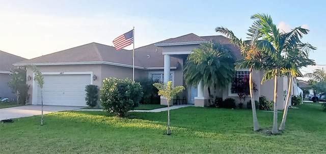 1417 SW Devera Avenue, Port Saint Lucie, FL 34953 (MLS #RX-10632942) :: Berkshire Hathaway HomeServices EWM Realty