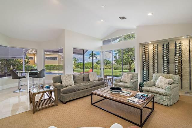 44 St James Drive, Palm Beach Gardens, FL 33418 (MLS #RX-10633456) :: The Jack Coden Group
