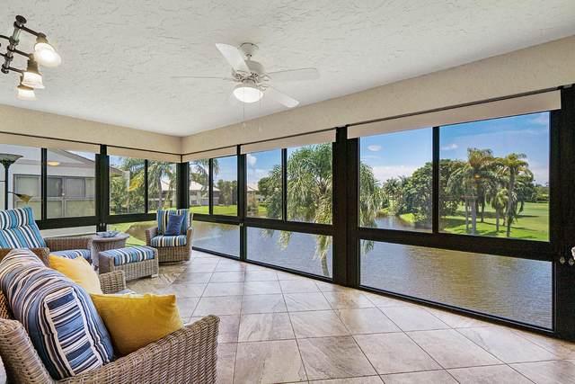 67 Eastgate Drive B, Boynton Beach, FL 33436 (#RX-10633472) :: Posh Properties