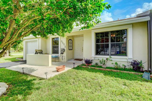 350 Lakewood Circle E A, Margate, FL 33063 (MLS #RX-10633530) :: Berkshire Hathaway HomeServices EWM Realty