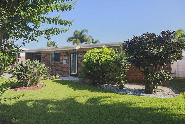 3853 Florida Boulevard, Palm Beach Gardens, FL 33410 (MLS #RX-10633678) :: Berkshire Hathaway HomeServices EWM Realty