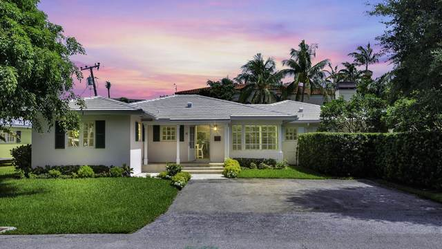 1007 Ingraham Avenue, Delray Beach, FL 33483 (MLS #RX-10634451) :: Berkshire Hathaway HomeServices EWM Realty