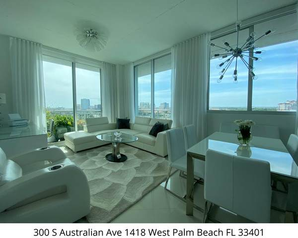 300 S Australian Avenue #1418, West Palm Beach, FL 33401 (#RX-10634639) :: Posh Properties