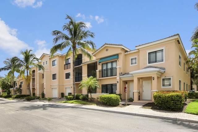 2809 Amalei Drive #110, Palm Beach Gardens, FL 33410 (#RX-10635199) :: Posh Properties