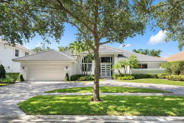 3164 St Annes Drive, Boca Raton, FL 33496 (#RX-10635226) :: Ryan Jennings Group
