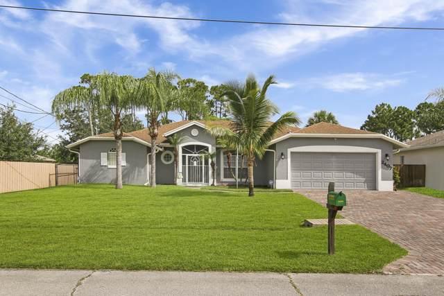 2407 SW Page Circle, Port Saint Lucie, FL 34953 (#RX-10635247) :: Ryan Jennings Group