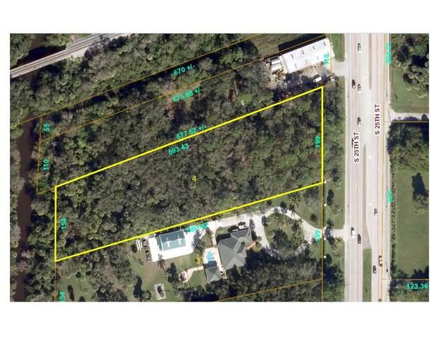 3501 25th S Street, Fort Pierce, FL 34981 (MLS #RX-10635388) :: Berkshire Hathaway HomeServices EWM Realty