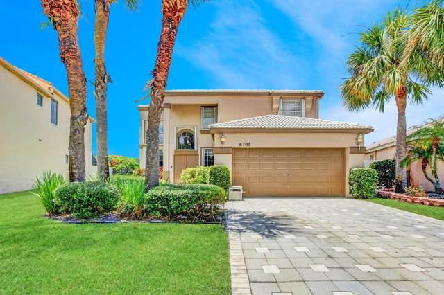 6707 Ashburn Road, Lake Worth, FL 33467 (#RX-10635735) :: The Reynolds Team/ONE Sotheby's International Realty