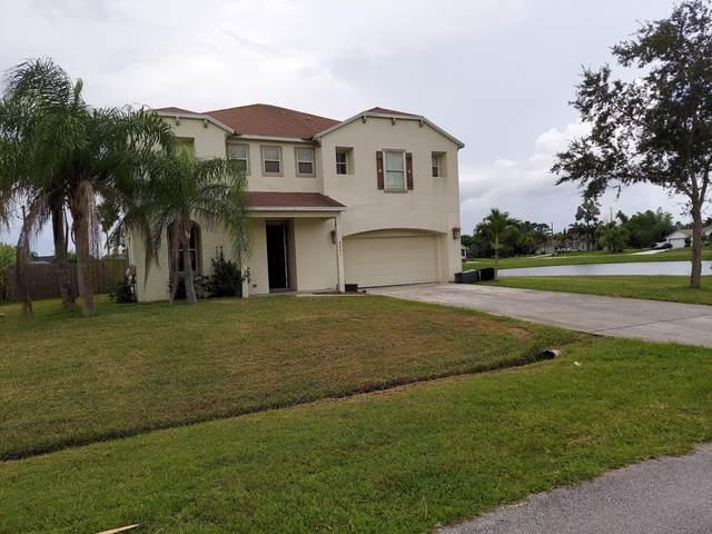 4661 SW Eagle Street, Port Saint Lucie, FL 34953 (#RX-10635912) :: Ryan Jennings Group