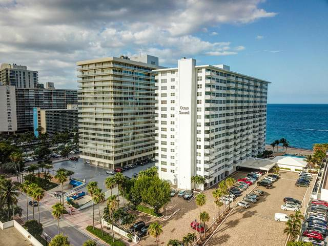 4010 Galt Ocean Drive #312, Fort Lauderdale, FL 33308 (#RX-10636039) :: Posh Properties