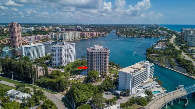 901 E Camino Real 6-D, Boca Raton, FL 33432 (MLS #RX-10636124) :: Castelli Real Estate Services