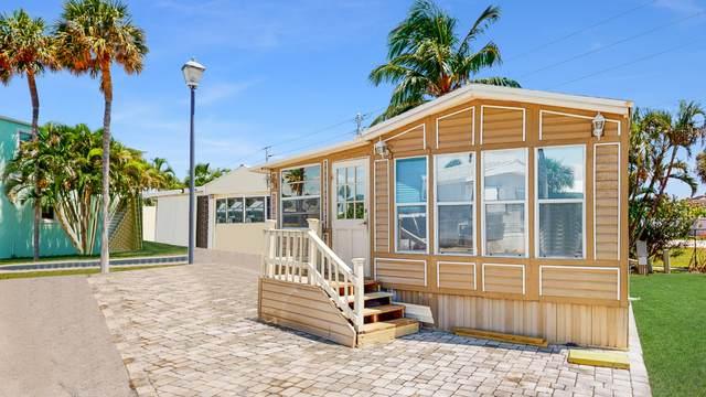 10725 S Ocean Drive #479, Jensen Beach, FL 34957 (MLS #RX-10636181) :: Berkshire Hathaway HomeServices EWM Realty