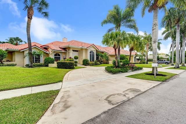 821 NE Orchid Bay Drive, Boca Raton, FL 33487 (MLS #RX-10636289) :: Berkshire Hathaway HomeServices EWM Realty