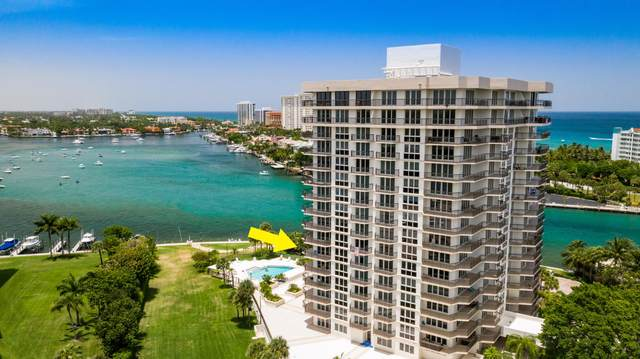 901 E Camino Real 6A, Boca Raton, FL 33432 (#RX-10636510) :: Posh Properties