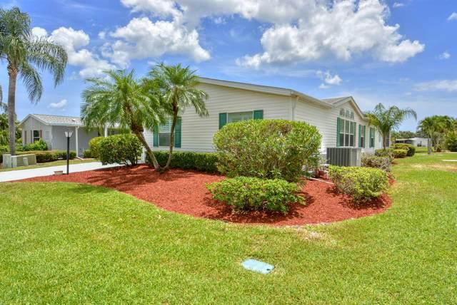 8036 Meadowlark Lane, Port Saint Lucie, FL 34952 (MLS #RX-10636526) :: Berkshire Hathaway HomeServices EWM Realty