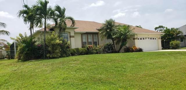 3525 SW Macon Road, Port Saint Lucie, FL 34953 (#RX-10636559) :: Ryan Jennings Group