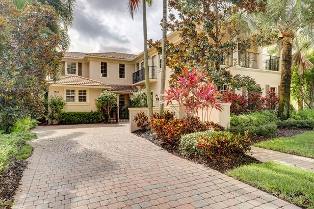 1412 Barlow Court, Palm Beach Gardens, FL 33410 (#RX-10636659) :: Ryan Jennings Group
