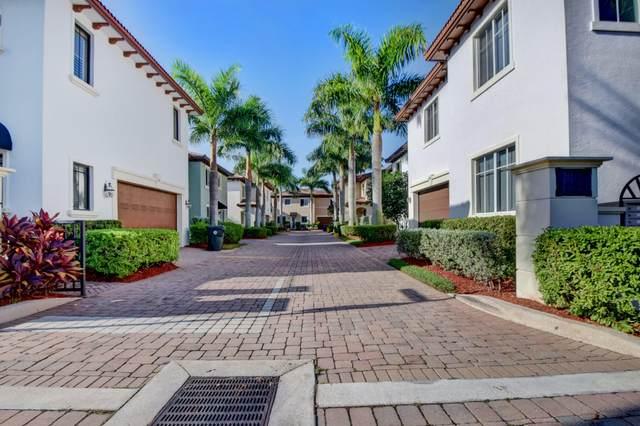 570 Crane Terrace, Boca Raton, FL 33432 (#RX-10636663) :: Ryan Jennings Group