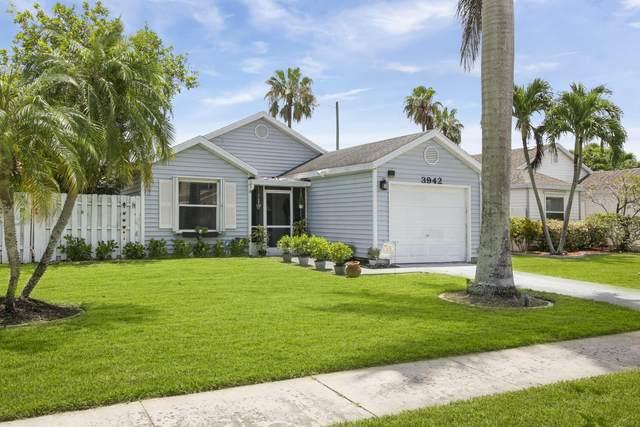 3942 Circle Lake Drive, West Palm Beach, FL 33417 (MLS #RX-10636717) :: Berkshire Hathaway HomeServices EWM Realty