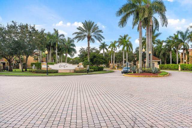 4101 San Marino Boulevard #304, West Palm Beach, FL 33409 (#RX-10637099) :: Posh Properties