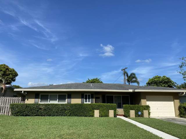 25 Pinehurst Lane, Boca Raton, FL 33431 (MLS #RX-10637210) :: Berkshire Hathaway HomeServices EWM Realty