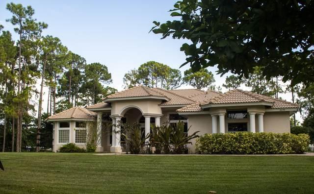 16170 76th Street N, Loxahatchee, FL 33470 (MLS #RX-10637216) :: Berkshire Hathaway HomeServices EWM Realty