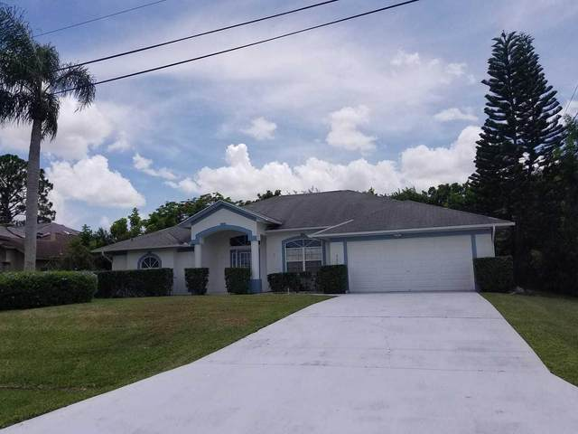 335 SE Fisk Road, Port Saint Lucie, FL 34983 (#RX-10637305) :: Ryan Jennings Group