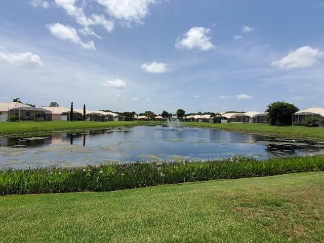 12767 Hampton Lakes Circle, Boynton Beach, FL 33436 (#RX-10637323) :: Real Estate Authority