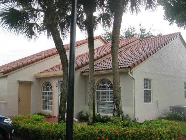 14442 Via Royale #1, Delray Beach, FL 33446 (MLS #RX-10637433) :: Berkshire Hathaway HomeServices EWM Realty