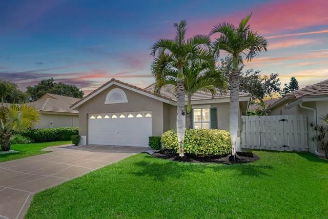 7828 Manor Forest Court, Boynton Beach, FL 33436 (MLS #RX-10637487) :: Berkshire Hathaway HomeServices EWM Realty