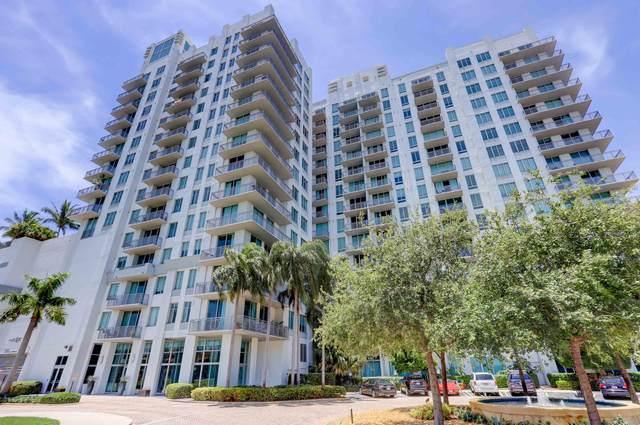 300 S Australian Avenue #812, West Palm Beach, FL 33401 (#RX-10637640) :: Signature International Real Estate