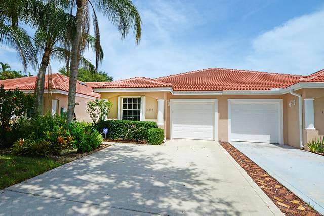 18404 Via Di Sorrento, Boca Raton, FL 33496 (MLS #RX-10637926) :: Berkshire Hathaway HomeServices EWM Realty