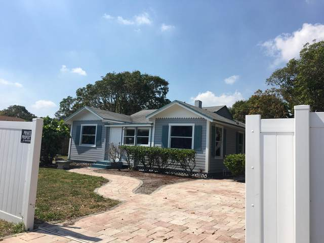 344 NW 4th Avenue, Delray Beach, FL 33444 (MLS #RX-10638053) :: The Jack Coden Group
