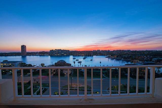 500 S Ocean Boulevard #609, Boca Raton, FL 33432 (MLS #RX-10638065) :: Laurie Finkelstein Reader Team