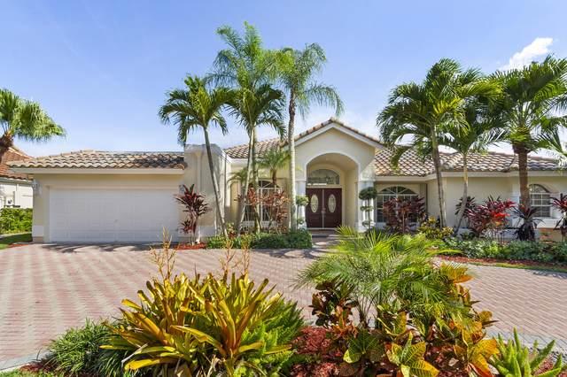 10848 Avenida Santa Ana, Boca Raton, FL 33498 (#RX-10638186) :: Ryan Jennings Group