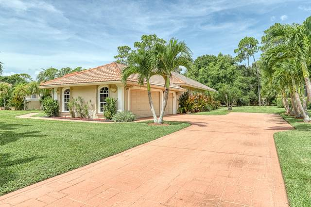 1627 Mayacoo Lakes Boulevard, West Palm Beach, FL 33411 (MLS #RX-10638495) :: Berkshire Hathaway HomeServices EWM Realty