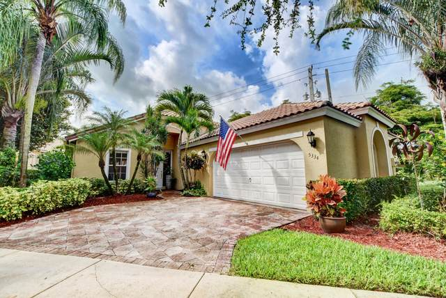 5334 Brookview Drive, Boynton Beach, FL 33437 (MLS #RX-10638653) :: Berkshire Hathaway HomeServices EWM Realty