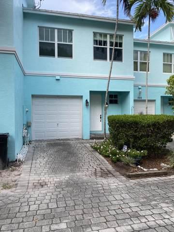 618 SE 13th Street, Fort Lauderdale, FL 33316 (MLS #RX-10638707) :: Berkshire Hathaway HomeServices EWM Realty