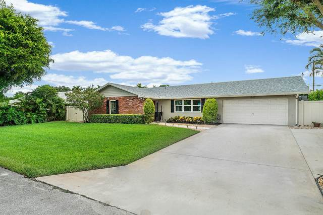 1882 W Caribbean Road W, Lake Clarke Shores, FL 33406 (MLS #RX-10638726) :: Berkshire Hathaway HomeServices EWM Realty