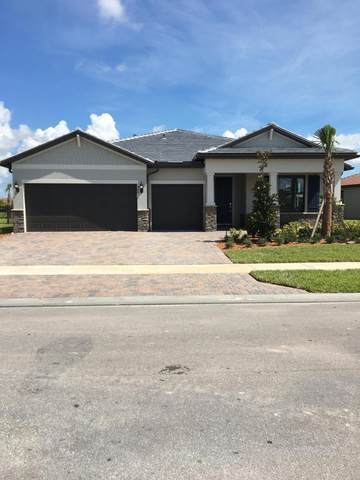 470 SE Vallarta Drive, Port Saint Lucie, FL 34984 (MLS #RX-10638820) :: Berkshire Hathaway HomeServices EWM Realty