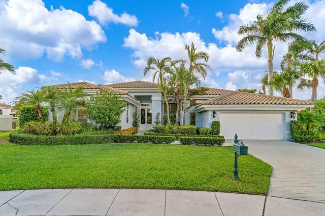 6442 NW 31st Terrace, Boca Raton, FL 33496 (MLS #RX-10638977) :: Laurie Finkelstein Reader Team