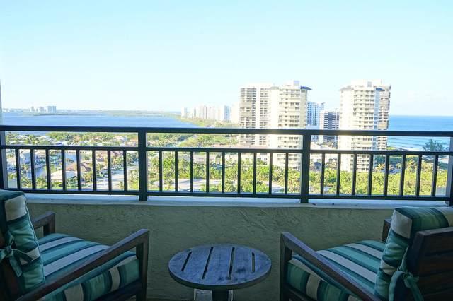 3800 N Ocean Drive #1703, Singer Island, FL 33404 (#RX-10639005) :: Signature International Real Estate