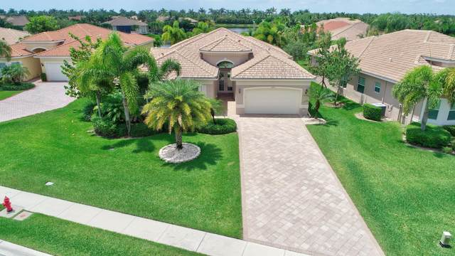 8694 Eagle Peak Pass, Boynton Beach, FL 33473 (MLS #RX-10639010) :: THE BANNON GROUP at RE/MAX CONSULTANTS REALTY I
