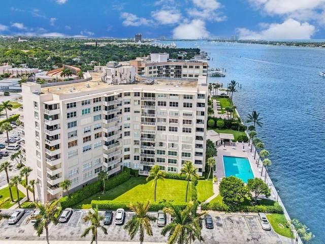 2600 N Flagler Drive #702, West Palm Beach, FL 33407 (#RX-10639153) :: Posh Properties