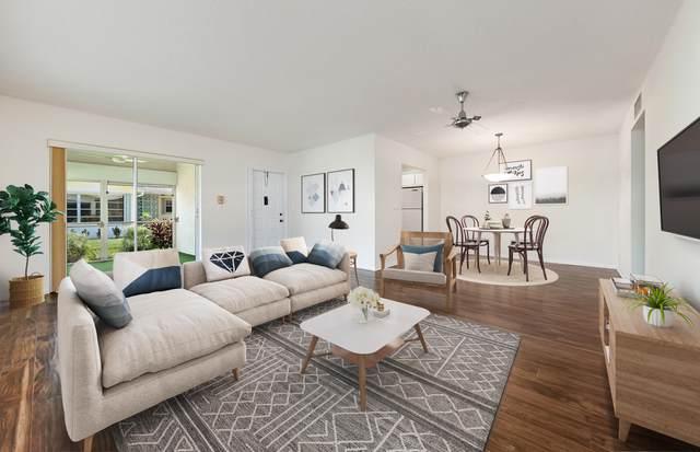 14300 Nesting Way D, Delray Beach, FL 33484 (MLS #RX-10639430) :: Berkshire Hathaway HomeServices EWM Realty
