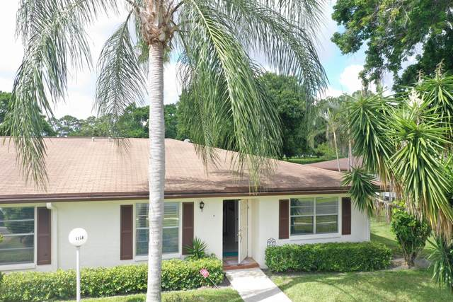 5154 Privet Place D, Delray Beach, FL 33484 (#RX-10639708) :: Ryan Jennings Group