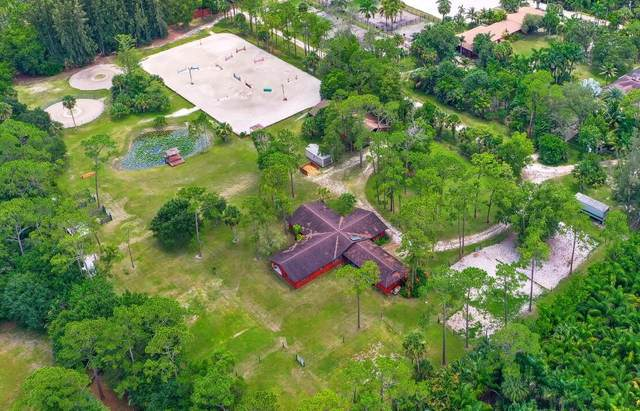15201 Timberlane Place, Loxahatchee Groves, FL 33470 (#RX-10640192) :: Ryan Jennings Group
