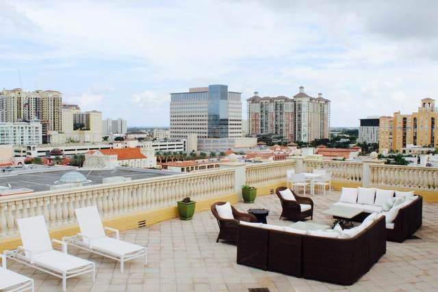 403 S Sapodilla Avenue #814, West Palm Beach, FL 33401 (#RX-10640244) :: Posh Properties
