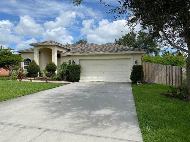 631 SW Sandbar Terrace, Port Saint Lucie, FL 34953 (MLS #RX-10640836) :: Berkshire Hathaway HomeServices EWM Realty